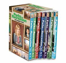Parks and Recreation ALL Season 1-7 Complete DVD Set Collection Series TV Show &