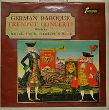 "GÜNTHER KEHR & JÖRG FAERBER - GERMAN BAROQUE   12""  LP (O46)"