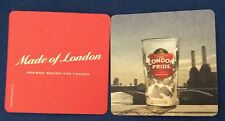London Pride Made of London beer mat/coaster, new