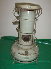 VINTAGE ALADDIN BLUE FLAME PORTABLE HEATER, MODEL: H2201, MADE IN ENGLAND