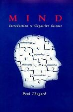 Mind : Introduction to Cognitive Science by Paul R. Thagard (1996, Hardcover)