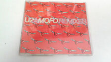 "U2 ""MOFO REMIXES"" CD SINGLE 3 TRACKS"