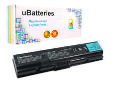 Laptop Battery Toshiba Satellite A200 A300 A355 A505D M200 - 6 Cell, 4400mAh