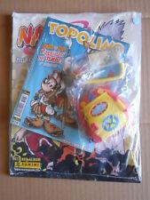 TOPOLINO n°2676 Blisterato con Gadget TOPOLINO + Album Panini NARUTO  [MZ3A]