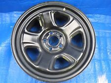 "DODGE CHARGER CHALLENGER CHRYSLER 300 POLICE STEEL BLACK WHEEL 18"" MOPAR *"