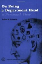 On Being a Departmental Head : A Personal View-ExLibrary