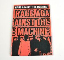 Rage Against the Machine USA Musik Band Kühlschrankmagnet Fridge Magnet D