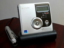 SONY MZ-NH900 HI-MD WALKMAN MD MINIDISC HIMD Player/Recorder