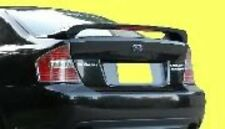 PRIMERED / UNPAINTED FOR SUBARU LEGACY 4DR 2005-2009 REAR SPOILER WING NEW W/LED