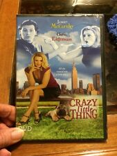 Crazy Little Thing (DVD, 2003) NEW