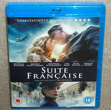 Suite Francaise (Blu-ray:) Genuine UK Release [From the Director of The Duchess]