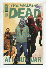 "The Walking Dead #123 - ""All Out War Chapter 9 of 12"" - (Grade 9.2)"