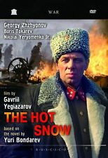 Hot Snow/Burning Snow/ World War II movie (DVD NTSC)Language:Russian, English