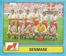 MATCH MAGAZINE-EURO 1988-DENMARK TEAM PHOTO