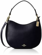 COACH nomad in glovetanned leather Navy COACH-54446-LINAV
