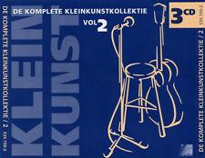 DE KOMPLETE KLEINKUNSTKOLLEKTIE VOLUME 2 (3 CD - 1995) Ramses Shaffy, L Neefs...