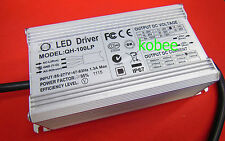 100W High Power Waterproof LED Driver Power Supply 85-265V to DC18-35V 3000mA