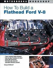 How to Build Ford Flathead V-8 Horsepower (Motorbooks Workshop), McNichFREE SHIP
