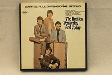 The Beatles Yesterday and Today Reel to Reel Tape 7-1/2 IPS Capitol L-2553 VG+