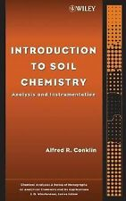 Introduction to Soil Chemistry: Analysis and Instrumentation (Chemical-ExLibrary