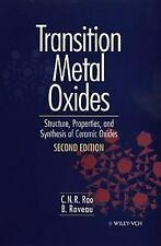 Transition Metal Oxides : Structure, Properties, and Synthesis of Ceramic...