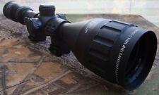 Nikko Mountmaster 4-12 x 50 parallasse illuminati HMD Cannocchiale da puntamento tramite e 9-13mm MOUNTS