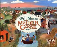 Will Moses' Mother Goose-ExLibrary