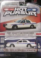 Green Light Collectibles Hot Pursuit Ford Crown Victoria Police Interceptor