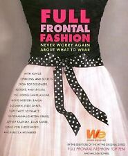 Full Frontal Fashion : Never Worry Again about What to Wear by Melissa Sones ...