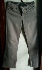 CITIZENS OF HUMANITY WOMEN'S 5-POCKET STRETCH JEANS-GRAY, size 27