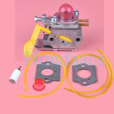Carburetor Carb Fuel line filter For Craftsman Poulan P1500 P2500 P3500 Trimmer