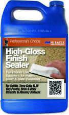 Miracle Sealants Sellador Acabado De Alto Brillo 946ml-Mejora de Color para piedra