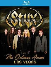 Styx: Live at the Orleans Arena, Las Vegas (Blu-ray Disc, 2016)
