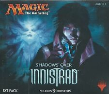 MTG Magic Shadows Over Innistrad Factory Sealed Fat Pack