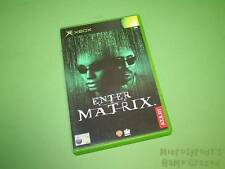 Enter the Matrix Microsoft XBox (Original) Game - Atari