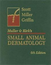 Muller and Kirk's Small Animal Dermatology-ExLibrary
