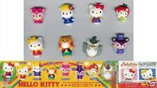 Ban Dai Hello Kitty Figure Magnet Gashapon Full Set 8pc