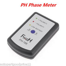 Speaker Polarity Tester PH Phase Meter Phasemeter Test for Auto Car Audio System