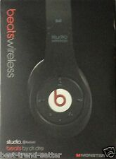 Beats Studio Wireless by Dr.Dre on Ear Headband Headphone Black Free Delivery