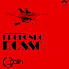 GOBLIN/GASLINI Profondo rosso  LP OST