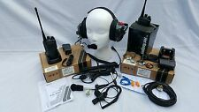 RaceCar Radio Set IMSA ROAD RACE SET 5watt 16ch Carbon series