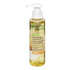Garnier Clean+ Nourishing Cleansing Oil For Dry Skin, 4.2oz