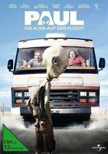Paul - Ein Alien auf der Flucht Simon Pegg DVD