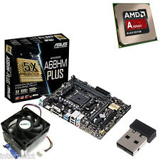 UPGRADE BUNDLE KIT - A10 7850K ASUS A68HM-PLUS MOTHERBOARD AND WIFI DONGLE
