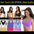 Seamless Bra Set Black White Beige Pink Purple S M L XL XXL XXXL 4XL ahh comfy