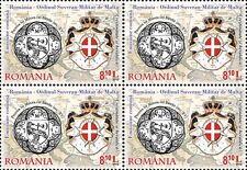 2012 Cristianesimo e araldica - Romania - quartina