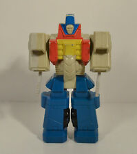 "RARE LATINO 2006 Unknown 5"" McDonald's Happy Meal Action Figure Transformers"