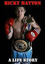 Ricky Hatton: A Life Story NEW & SEALED