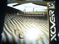 Mario Piu & Mauro Picotto Arabian Pleasure Aust Remixes CD Single - Like New