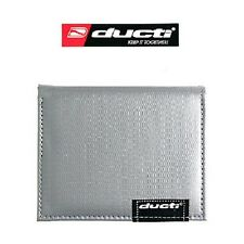 Ducti Wallets Undercover Wallet Silver Duct Tape NEW
